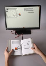 Book as Interface – Electronic Paper Book