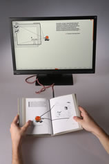 Electronic-Book-As-Interface